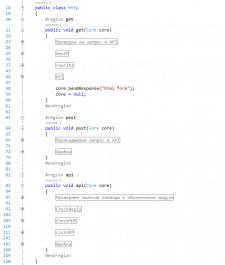 Tcp Server API