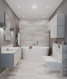 Ванна кімната/ Ванная комната
