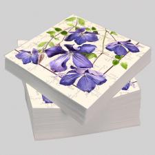 Дизайн бумажных салфеток