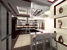 дизайн загородного дома 1
