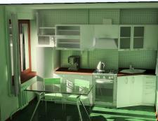 Кухня, варианты расстановки