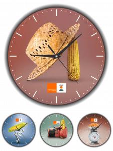 Фирменные часы KWS