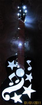 Гитара Светильник