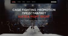 Создание сайта для промоутерской компании