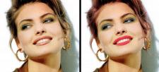 Зміна кольору волосся, косметики