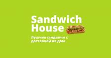 Сайт Sandwich House