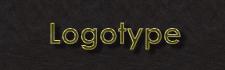 Золотой логотип