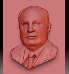 Создание 3D барельефа по фото