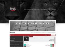 Black Lions - сайт по продаже битов