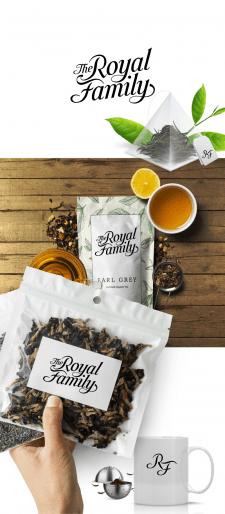 Лого для производителя чая