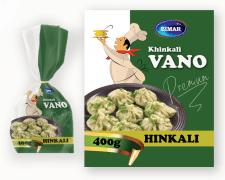 Упаковка для мороженных хинкали