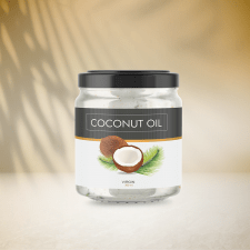 Упаковка для кокосового масла