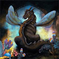 Феерический дракончик