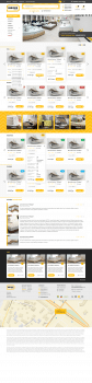Интернет-магазин кроватей и матрасов Birger
