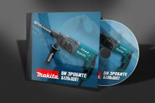 Дизайн CD-DVD