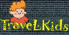Логотип для детской туристической компании