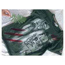 Ручний розпис одягу