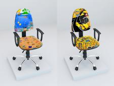 Дизайн принтов, виде настольной игры