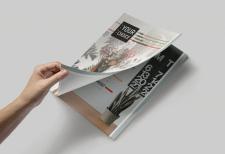 Разработка и верстка журнала