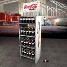 Разработка и 3D визуализация выставочного стенда