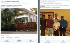Ведение группы отеля Rainree (SR) на Facebook