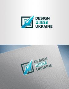 """Логотип """"DESIGN PRINT UKRAINE"""""""