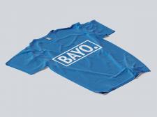 Разработка логотипа - Bayo.