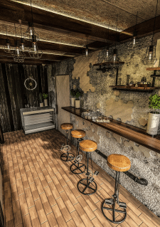 Ресторан Шале Марсо