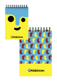 NOTEBOOK. ROBOXON