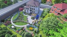 Визуализация приватной территории в Германии