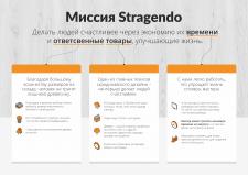 Миссия Stragendo - инфографика
