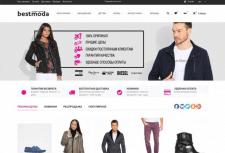 Интернет магазин одежды bestmoda