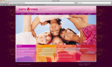 Дизайн сайта Злата Плаза