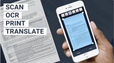 Сканер документов и переводчик