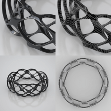 3D модель браслета
