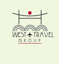 """Логотип """"WestTravelGroup"""""""