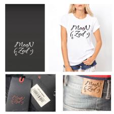 Фирменный стиль для бренда Moonized