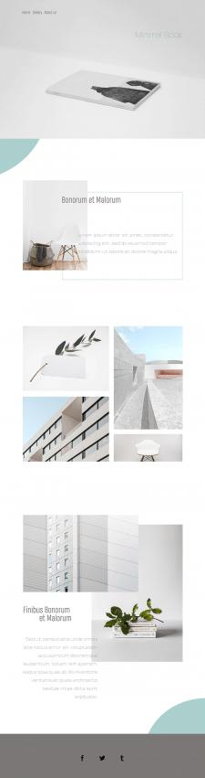 Minimalism Architecture