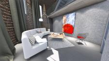 Проект дома из водонапорной башни