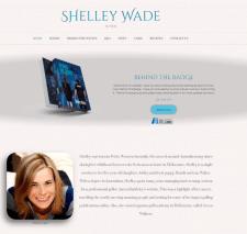 Сайт для автора книг из Австралии