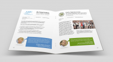 Каталог научной конференции (разворот 3)
