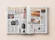 Газета «Мода и стиль»
