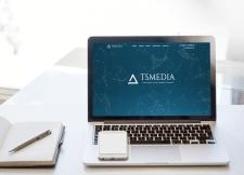 Сайт SERM-агенства TS-MEDIA
