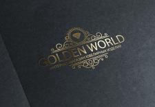 "Логотип для інтернет-магазину ""Golden World"""
