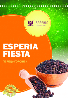 Дизайн упаковки горошка для ESPIRIA