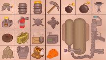"""Иконки для игры с рабочим названием """"Рембомбер"""""""