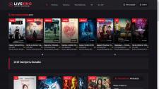 Разработка онлайн-кинотеатра