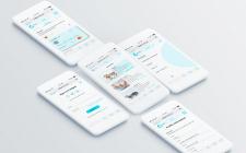 Веб версия для мобильного приложения