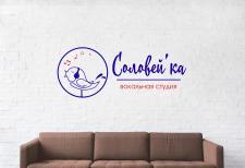 Логотип для вокальной студии