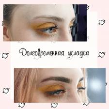 Видеомонтаж для инстаграма салона красоты